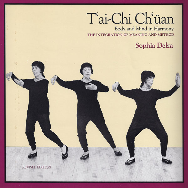 Tai Chi Chuan - Body and Mind in Harmony book cover
