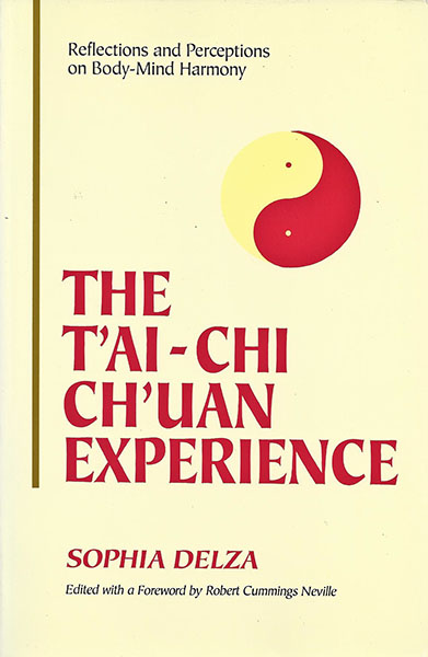 The Tai Chi Chuan Experience  book cover
