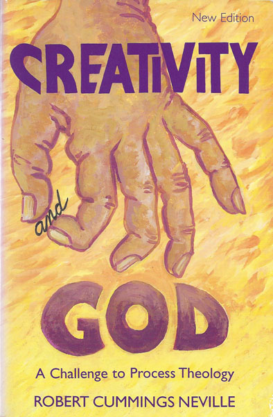 Creativity and God cover, SUNY edition