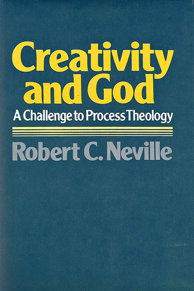 Creativity and God cover, Seabury edition