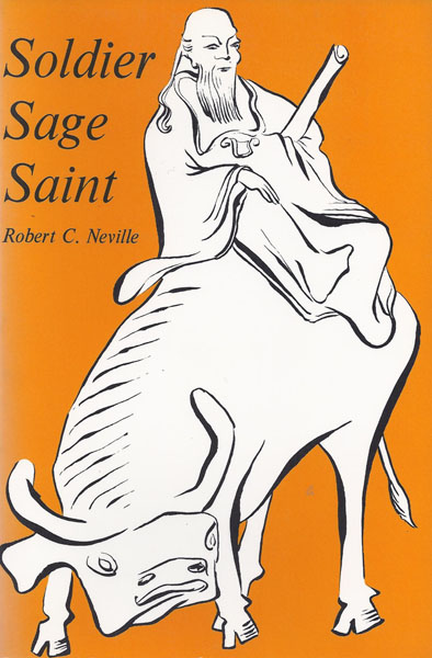 Soldier Sage Saint cover