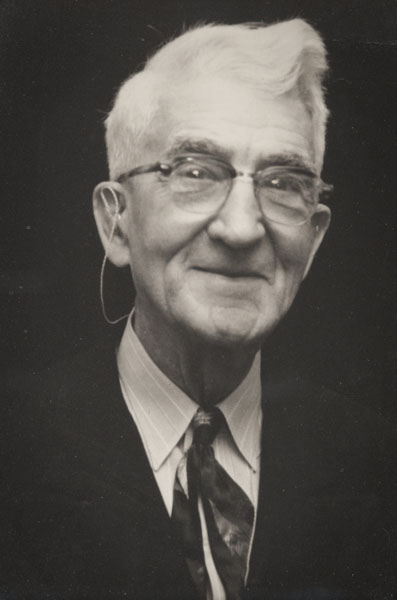 James Marion Neville, about age 88.